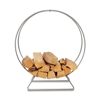 "Pilgrim 24"" Stainless Steel Log Hoop (18521S)"