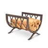 Pilgrim Iron Weave Wood Holder