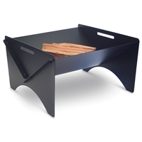 Pilgrim Geo Wood Burning Fire Pit