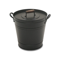 Pilgrim Air Insulated Ash Bucket Pro