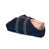 "Pilgrim 28"" Canvas Log Tote"