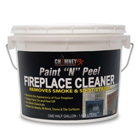 Chimney Rx Paint N Peel Fireplace Cleaner