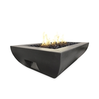 American Fyre Designs Bordeaux Rectangle Fire Bowl