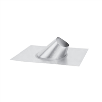 "Metal-Fab 5"" Direct Vent Flashing 6/12 - 12/12"