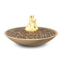 "American Fyre Designs 48"" Marseille Fire Bowl"