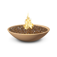 "American Fyre Designs 40"" Marseille Fire Bowl"