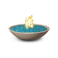 "American Fyre Designs 32"" Marseille Fire Bowl"