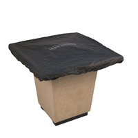"American Fyre Design 36"" Square Firetable Cover"