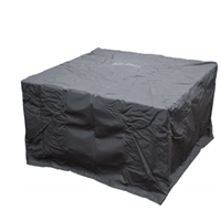 "American Fyre Design 60"" Square Firetable Cover"