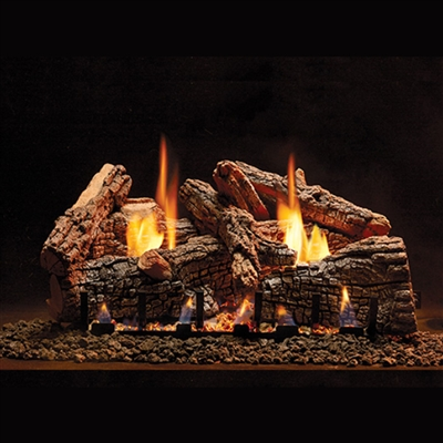 Empire 18-IN Ravenwood Vent-Free Logs Only