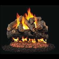 Royal English Oak Designer 30-in Gas Logs Only
