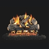 Real Fyre Charred Northern Oak 30-in Logs Only