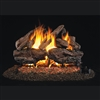 Real Fyre Charred Red Oak Gas 18-in Logs Only