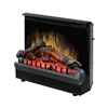 "Dimplex Deluxe 23"" Log Set Electric Fireplace Insert"