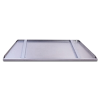 Empire Carol Rose Drain Tray, 48/60 Linear, Stainless Steel