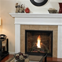 Empire Madison Clean-Face Direct Vent Premium Fireplace 36""