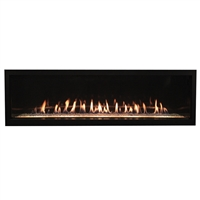 Empire Boulevard Direct Vent Linear Fireplace 60""