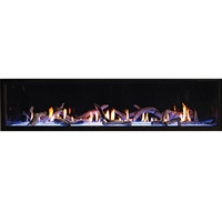 Empire Boulevard Direct Vent Linear Fireplace 72""