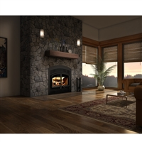 Valcourt FP15A Waterloo - Wood Burning Fireplace