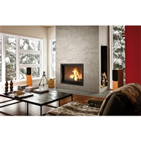 Valcourt FP7CB Antoinette - Wood Burning Fireplace