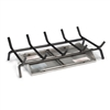 Real Fyre G45 Triple T Stainless Steel See Thru Vented Burner System (ANSI)