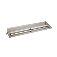 Real Fyre G45 Triple T Stainless Steel Vented Burner System (ANSI)