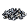 Real Fyre Diamond Nuggets Black Luster