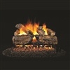 Real Fyre Burnt Split Oak 30-in Gas Logs Only