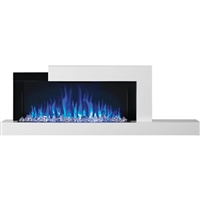 Napoleon Stylus Wallmount Electric Fireplace