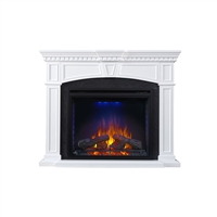 Napoleon Taylor Mantel Package Including Ascent Electric 33