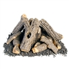 American Fyre Designs Campfyre Outdoor Gas Logs and Wood Chips