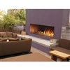 Empire Carol Rose Outdoor Linear Fireplace 60 - Natural Gas