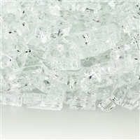 1/4-In Crystal Ice Fire Glass 10-Lb