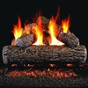 Real Fyre 16-in Golden Oak Gas Logs Only