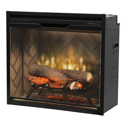 "Dimplex Revillusion 24"" Built-in Firebox (RBF24DLX)"