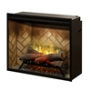 "Dimplex Revillusion Herringbone 30"" Built-in Electric Firebox (RBF30)"