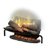 "Dimplex 25"" Revillusion Plug-in Electric Log Set (RLG25)"