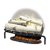"Dimplex Revillusion 25"" Plug-In Birch Log Set (RLG25BR)"