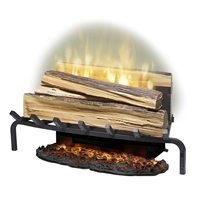 "Dimplex Revillusion 25"" Plug-in Fresh Cut Electric Log Set (RLG25FC)"