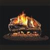 Real Fyre Rugged Split Oak 30-in Gas Logs Only