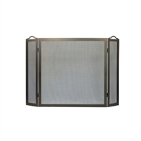 "Stoll 3-Panel Screen - 30"" x 30"" with 8"" wings"