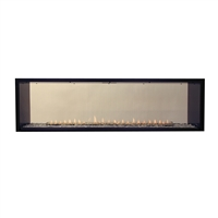 Empire Boulevard See-Thru Ventless Linear IP with Thermostat Variable Remote Control, 48-IN