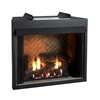 Empire Jefferson Vent-Free Firebox, Select 32 Circulating Flush Front