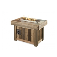 Outdoor Great Room Vintage Fire Pit Table