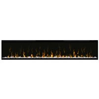 "IgniteXL 74"" Linear Electric Fireplace"