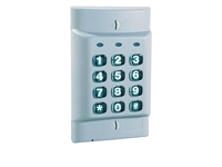 Linear 212MP Indoor / Outdoor Surface-mount Keypad