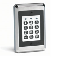 Linear 212iLW Indoor / Outdoor Flush-mount Weather Resistant Keypad