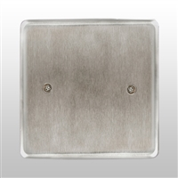 BEA 10PBS4510 4.5 Inch Square Push Plate