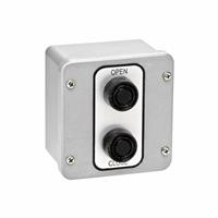 2BX NEMA 4 Exterior Two Button Surface Mount Control Station