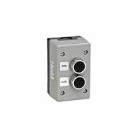 2BXT NEMA 4 Exterior Two Button Surface Mount Control Station